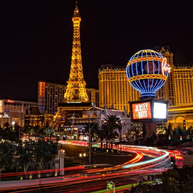 Las Vegas roadsign