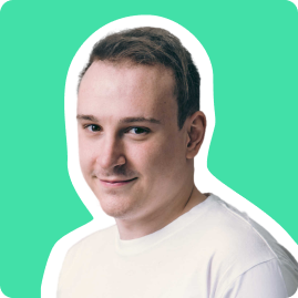 Nicolas is a Full Stack Developer